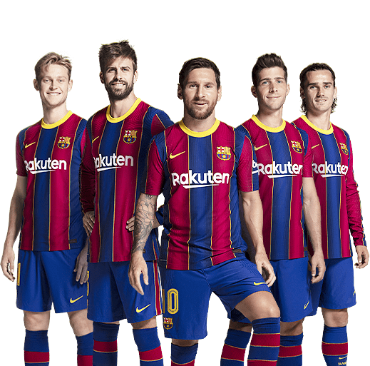 FBS - Official Trading Partner of FC Barcelona