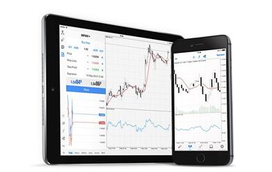 Metatrader 5 Platform for IOS